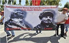 atatürk,lénine,turquie,kémalisme,communisme
